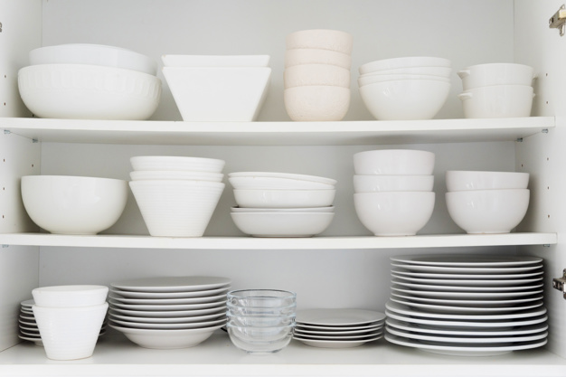 Choosing dinnerware